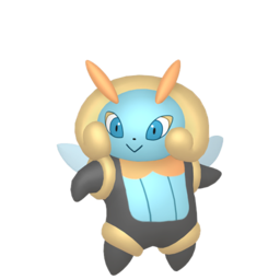 Illumise Shiny sprite from Home