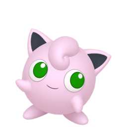 Jigglypuff Shiny sprite from Home