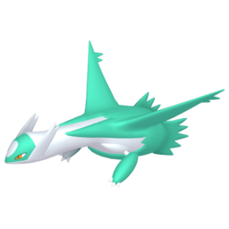 Latios Shiny sprite from Home