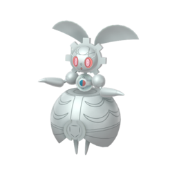 Magearna Shiny sprite from Home