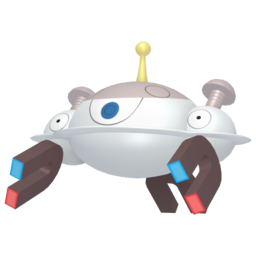 Magnezone Shiny sprite from Home