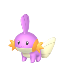 Mudkip Shiny sprite from Home