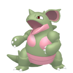 Nidoqueen Shiny sprite from Home