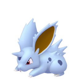 Nidoran♂ (male) Shiny sprite from Home