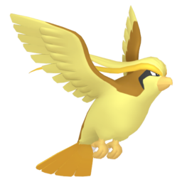 Pidgeot Shiny sprite from Home