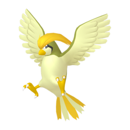 Pidgeotto Shiny sprite from Home