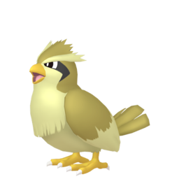 Pidgey Shiny sprite from Home