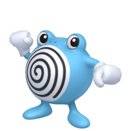 Poliwhirl Shiny sprite from Home