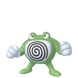Poliwrath Shiny sprite from Home
