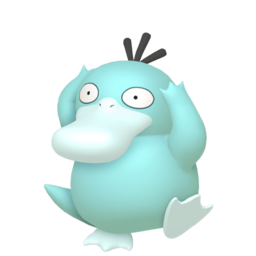 Psyduck Shiny sprite from Home
