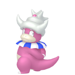Slowking Shiny sprite from Home