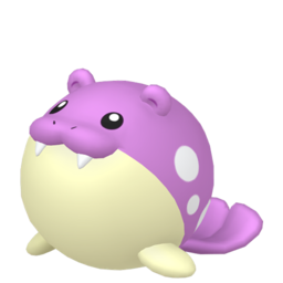 Spheal Shiny sprite from Home