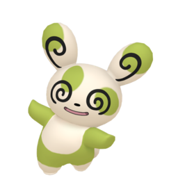 Spinda Shiny sprite from Home