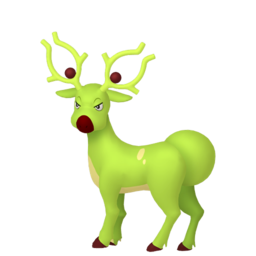 Stantler Shiny sprite from Home