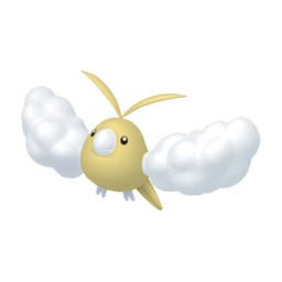 Swablu Shiny sprite from Home