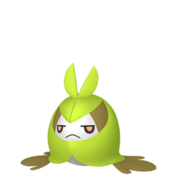 Swadloon Shiny sprite from Home