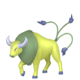 Tauros Shiny sprite from Home