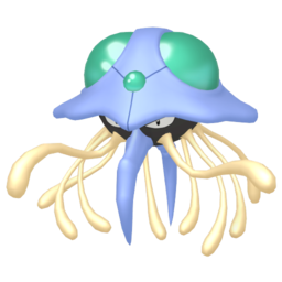 Tentacruel Shiny sprite from Home