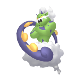 Tornadus Shiny sprite from Home