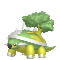 Torterra Shiny sprite from Home