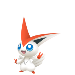Victini Shiny sprite from Home