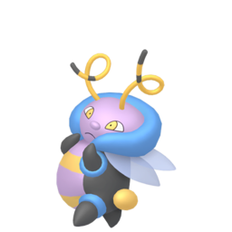 Volbeat Shiny sprite from Home