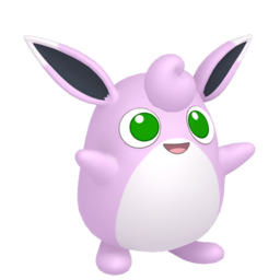 Wigglytuff Shiny sprite from Home