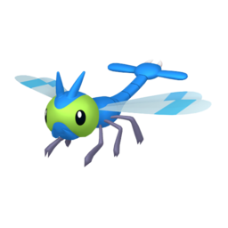 Yanma Shiny sprite from Home