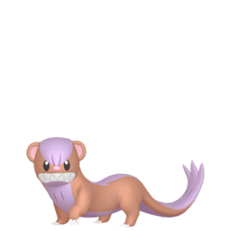Yungoos Shiny sprite from Home