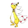 Ampharos  sprite from Omega Ruby & Alpha Sapphire