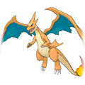Charizard  sprite from Omega Ruby & Alpha Sapphire