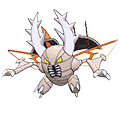 Pinsir  sprite from Omega Ruby & Alpha Sapphire