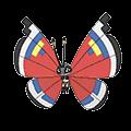 Les Formes Pokémon Vivillon-modern
