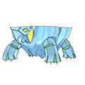 Avalugg Shiny sprite from Omega Ruby & Alpha Sapphire
