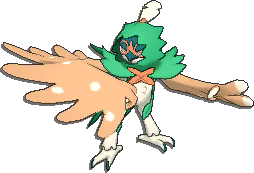decidueye and chestnaught trying - photo #19