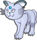 Persian  sprite from Sun & Moon