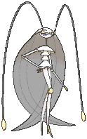 Pheromosa sprite