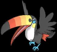 Toucannon sprite
