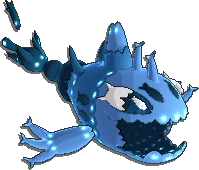 Wishiwashi  sprite from Sun & Moon