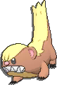 Yungoos  sprite from Sun & Moon