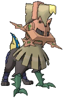 Type: Null Shiny sprite from Sun & Moon