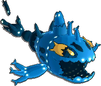 Wishiwashi Shiny sprite from Sun & Moon
