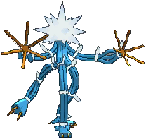 Xurkitree Shiny sprite from Sun & Moon