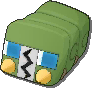 Charjabug  sprite from Sun & Moon