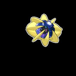 Cosmoem  sprite from Ultra Sun & Ultra Moon & Sun & Moon
