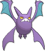 Crobat  sprite from Sun & Moon