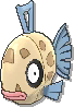 Feebas  sprite from Ultra Sun & Ultra Moon