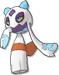 Froslass  sprite from Ultra Sun & Ultra Moon & Sun & Moon