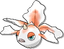 Goldeen  sprite from Ultra Sun & Ultra Moon & Sun & Moon