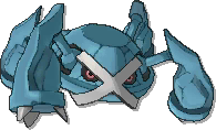 Metagross  sprite from Ultra Sun & Ultra Moon & Sun & Moon